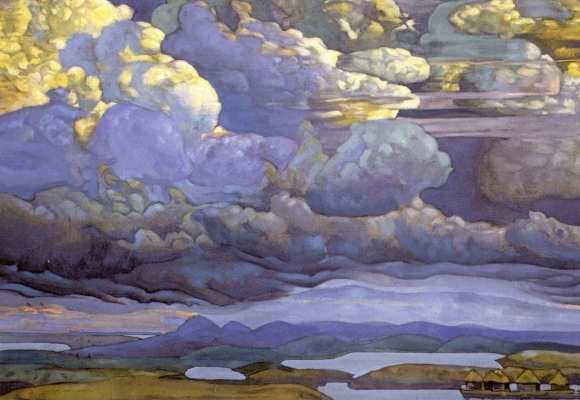 C. AUTUNNO Roerich